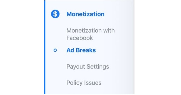 ads break facebook