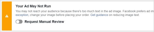 Tối ưu hình ảnh quảng cáo facebook.