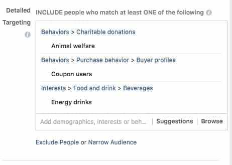hành vi - cách chạy ads instagram