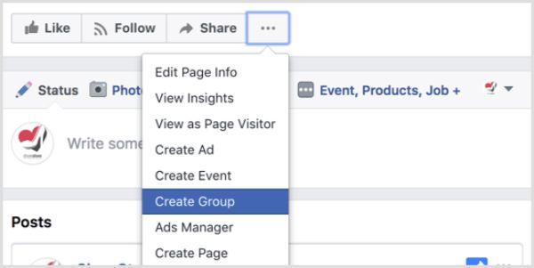 liên kết nhóm facebook