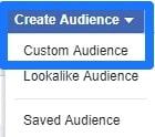 Quảng cáo Remarketing - Custom Audience