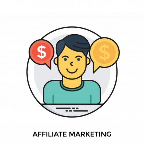 tiếp thị liên kết là gì, affiliate marketing amazon