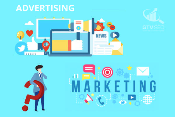 loại hình marketing vs advertising