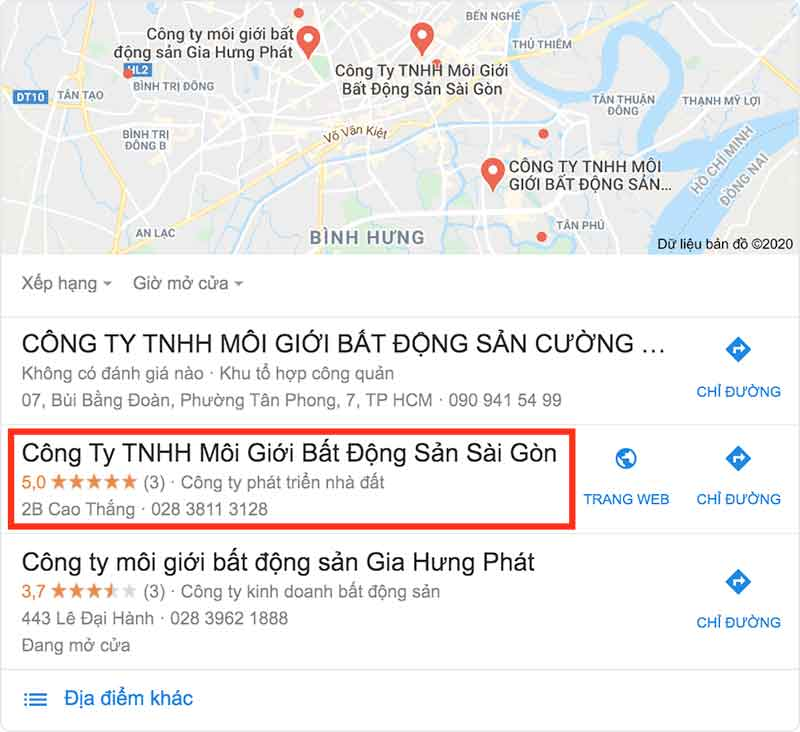 viet danh gia review hay trong chien luoc marketing trong bat dong san