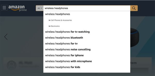 Cách SEO google bằng amazon