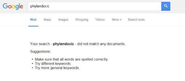 thí nghiệm seo google
