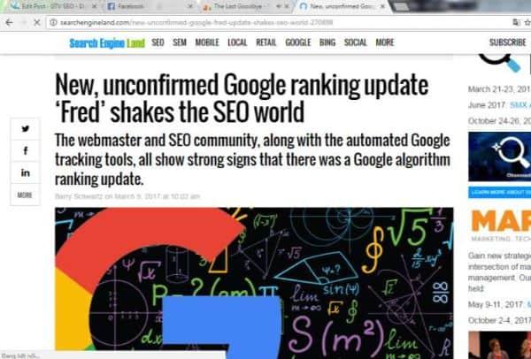 tin đồn về pbn google ranking