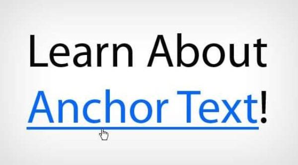 Hướng dẫn làm SEO: Khái niệm anchor text là gì?