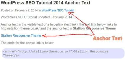 anchor text và backlink của pbn