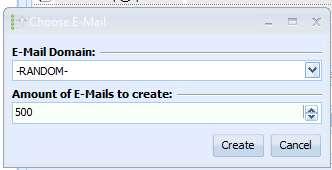 gsa tạo mail