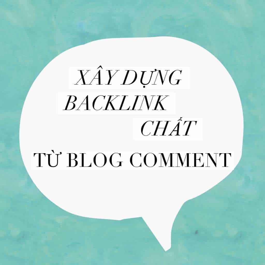 blog comment backlink