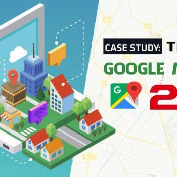 cách seo google map