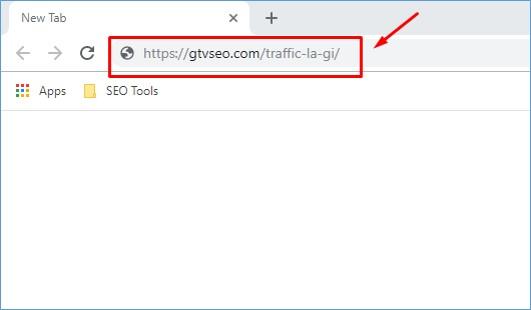 truy cập trực tiếp, cách tăng traffic cho website