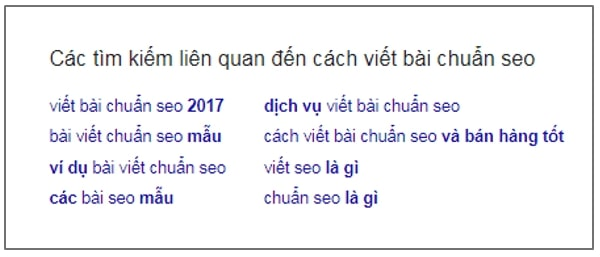 viết bài chuẩn seo, bài viết chuẩn seo