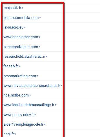 backlink spam từ nước ngoài