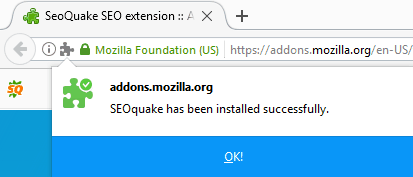 cài seoquake for firefox