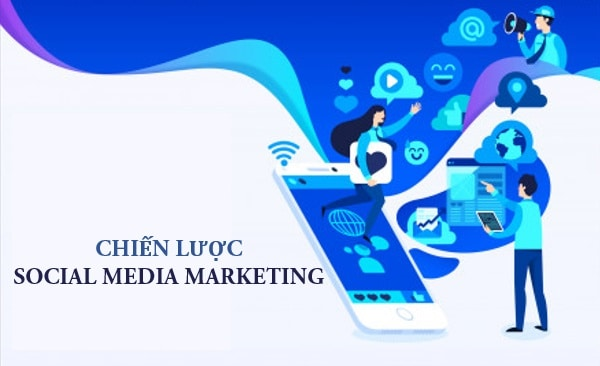 chiến lược social marketing - media marketing