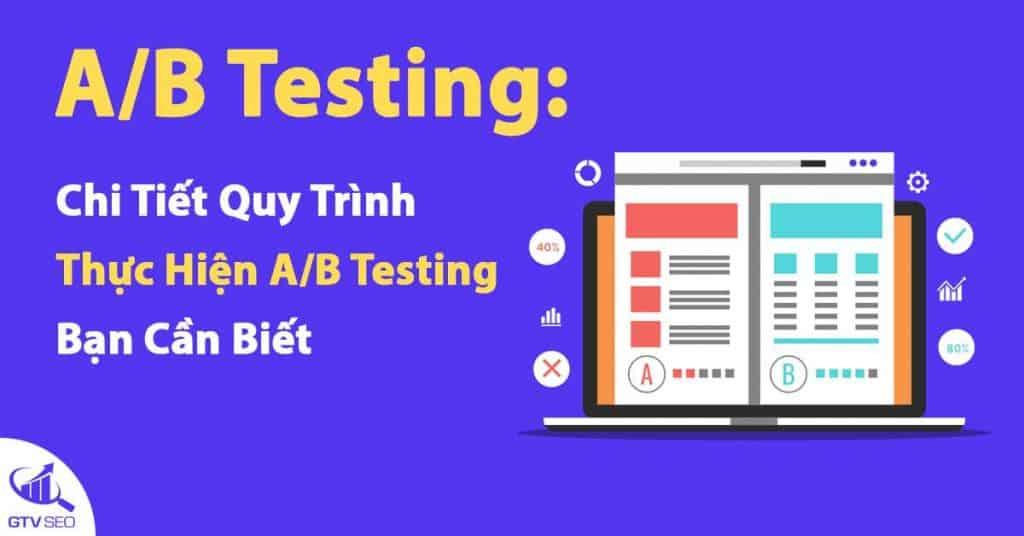 cách a/b testing