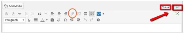 chèn nofollow trong html - thẻ nofollow