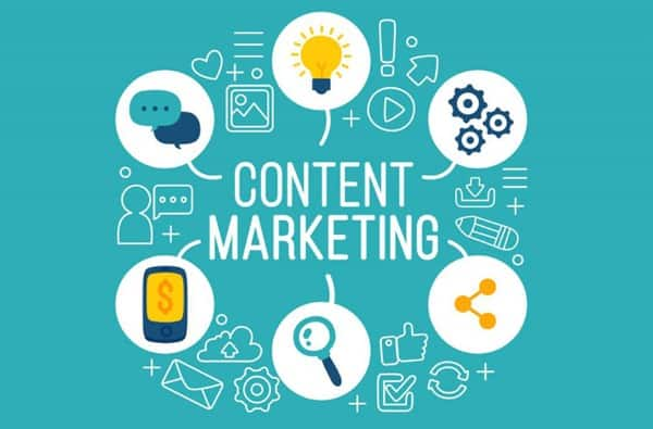 marketing content trên social media