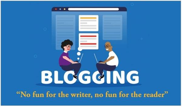 chọn chủ đề viết blog như thế nào