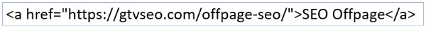 thuộc tính nofollow trong html-