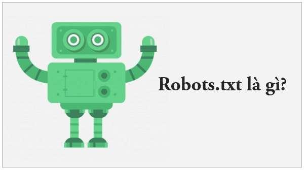 khái niệm robots.txt là gì