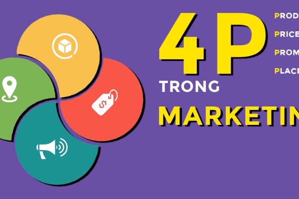 4P trong marketing