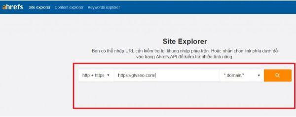 sử dụng Ahrefs để tìm Broken Backlinks