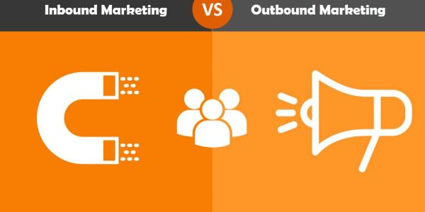 so sánh inbound marketing và outbound marketing