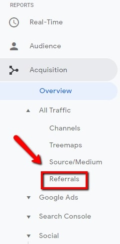 tăng referral traffic, cách tăng referral traffic