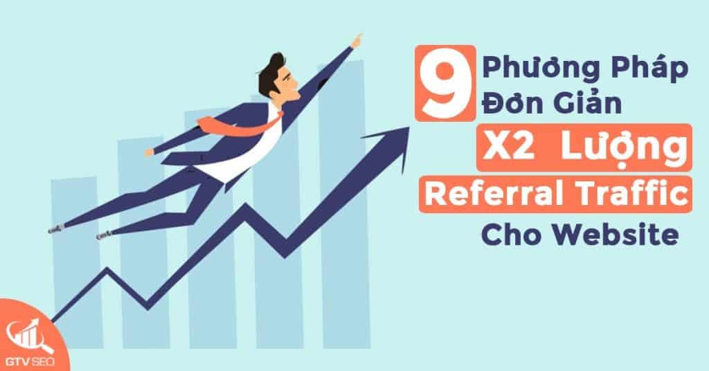 referral traffic, referral là gì