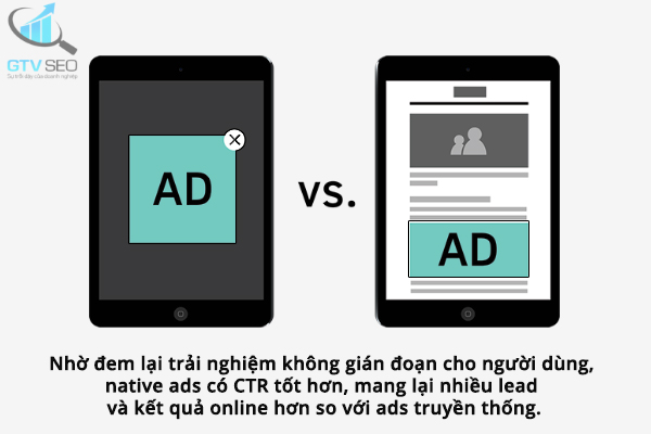 native ad là gì và native advertising