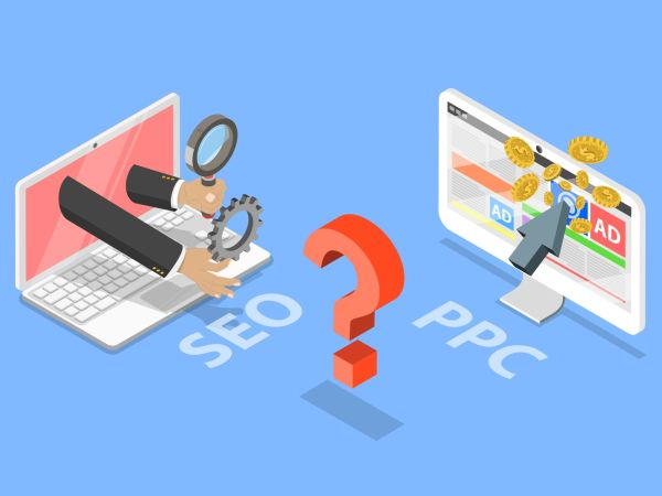 So sánh PPC Adwords và SEO Adword