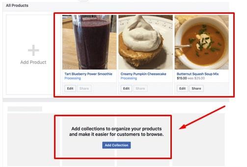 đăng ký bán hàng trên fanpage facebook
