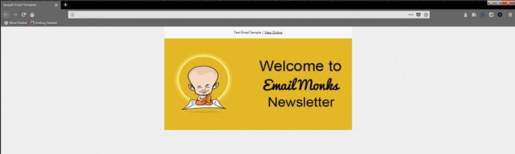 cách tạo html email
