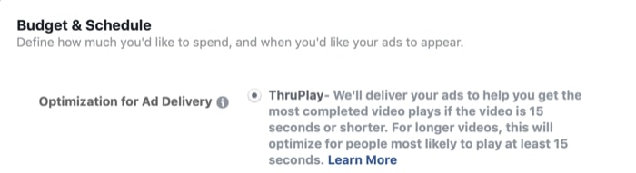 fb ads break