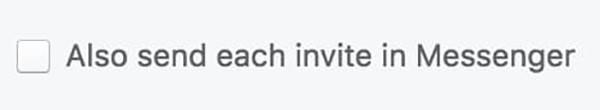 mời lại bạn bè thích trang trên facebook