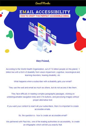 hướng dẫn thiết kế email marketing