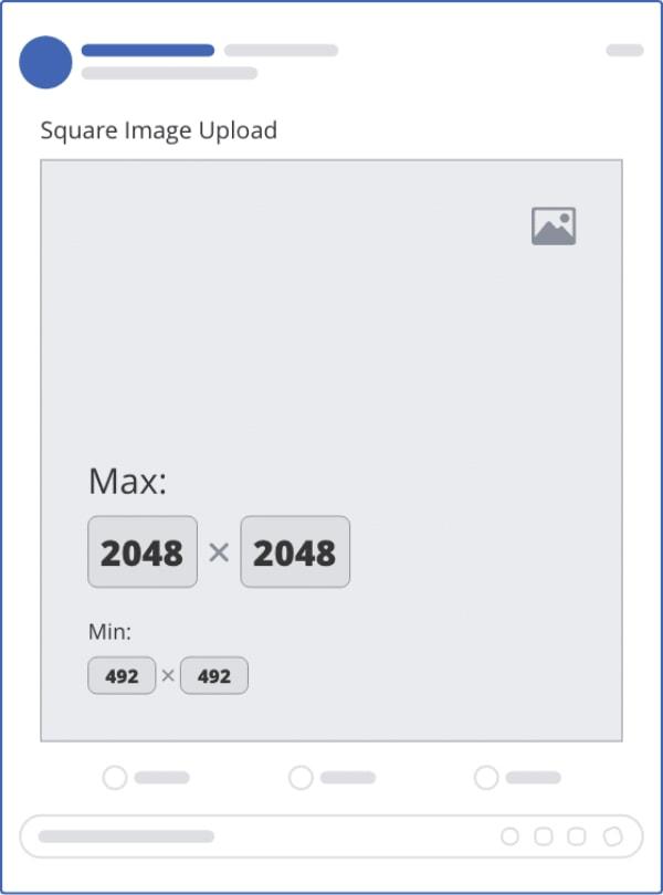 ảnh đăng facebook 1 hình vuông
