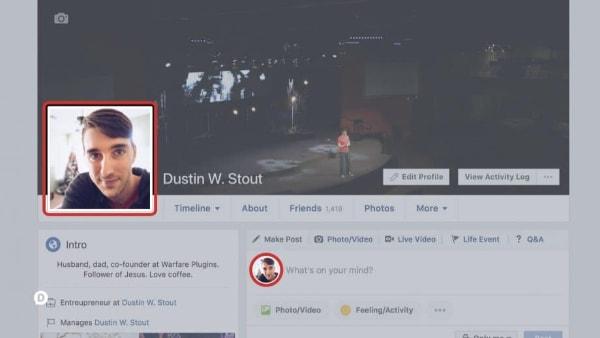 Kích thước avatar Fanpage Facebook, Kích thước ảnh Avater Fanpage Facebook