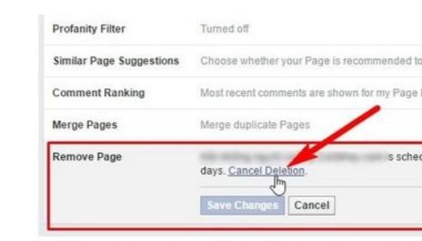 lấy lại quyền admin fanpage facebook