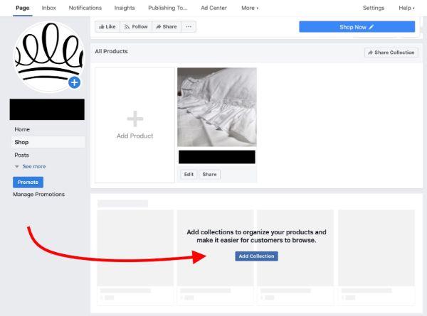 cách tạo page ban hang trên facebook