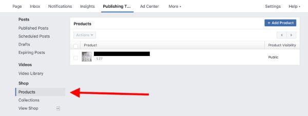 lập trang facebook bán hàng