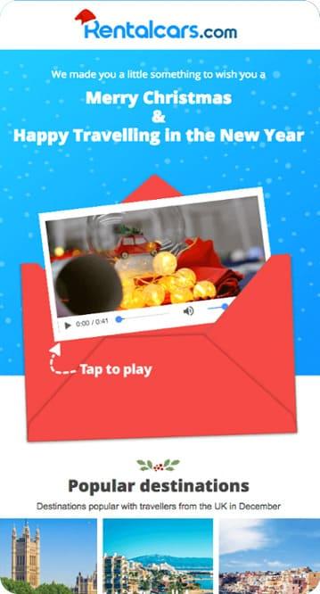 thiết kế email marketing đẹp