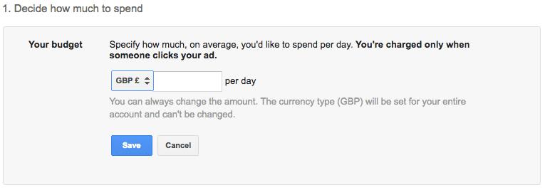 google adwords là gì? Cách set budget