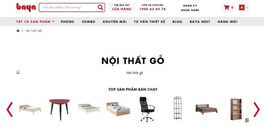 Content E-Commerce