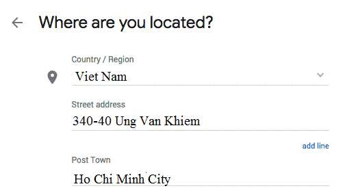 địa chỉ gtv seo google my business - huong dan local seo