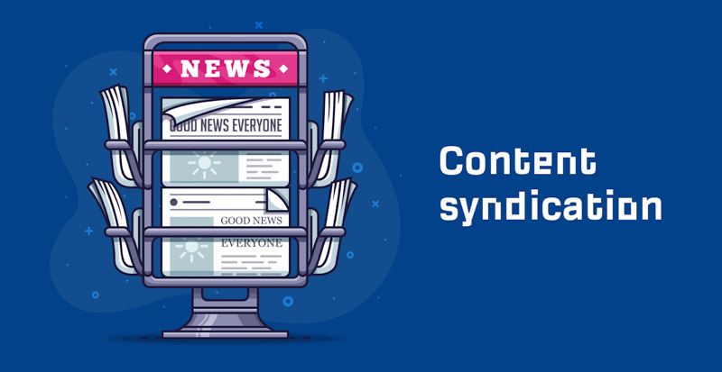 xây dựng backlink với Content Syndication