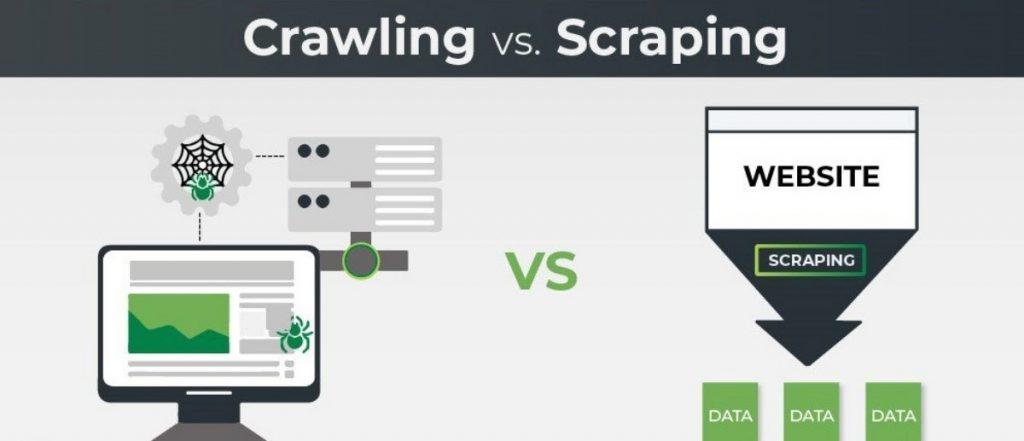 crawling và web scraping